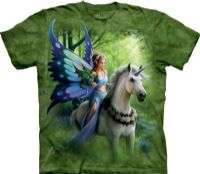 Kids Realm of Enchantment T-shirt | Children's Fantasy T-shirts | The Mountain®